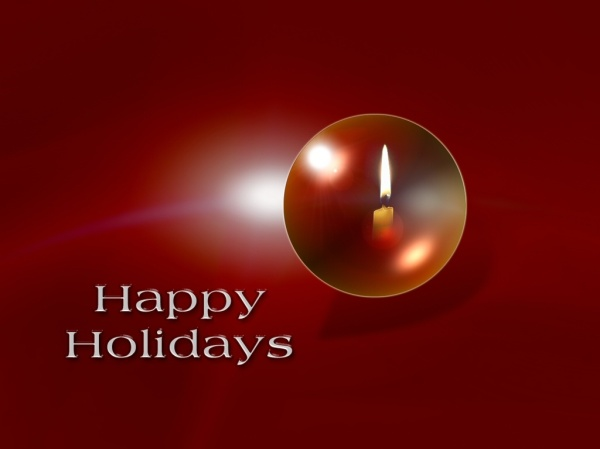Happy Holidays from the STA!